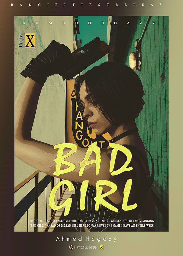 DAD GIRL Movie Poster