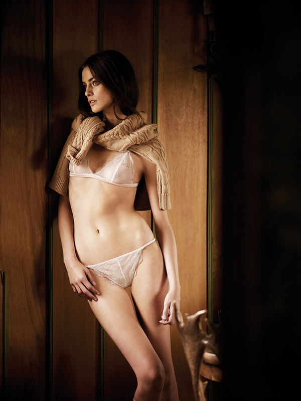 OYSHO Winter 2011 Lingerie collection on Behance