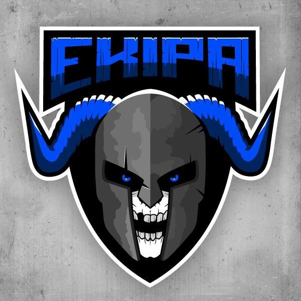 Gaming Team Logos Ekipa Gaming Team Logo on