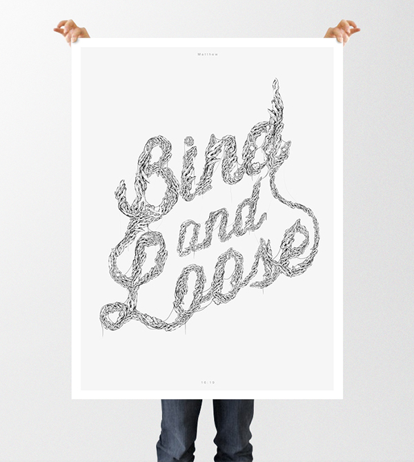 Bind & Loose On Behance