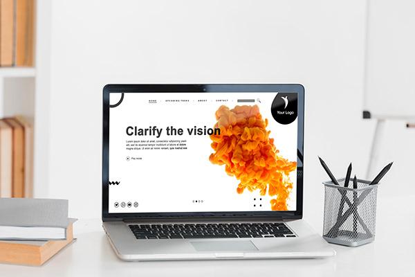 Professional Web Landing Page Design