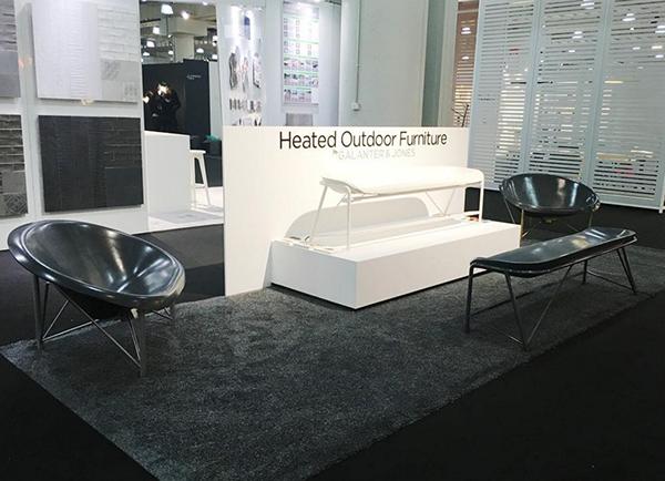 Galanter & Jones Heated Outdoor Furniture on RISD Portfolios