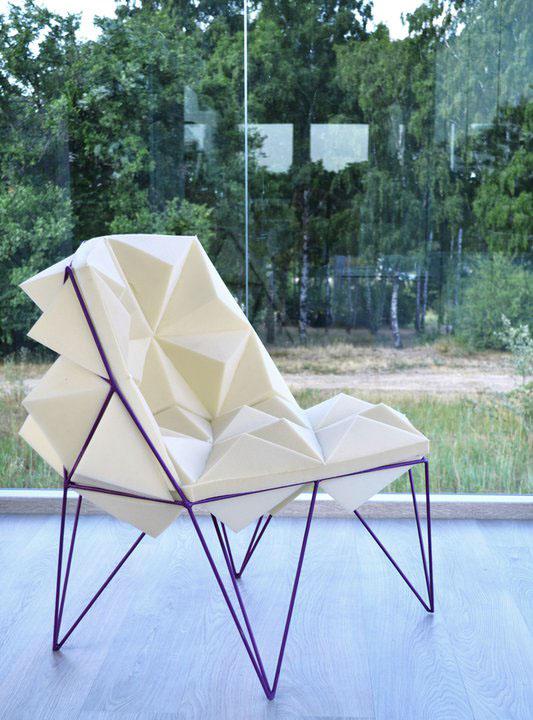 Bon Triangle Chair