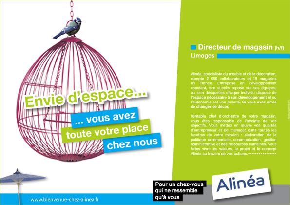 campagne recrutement recruitment decoration montage photo