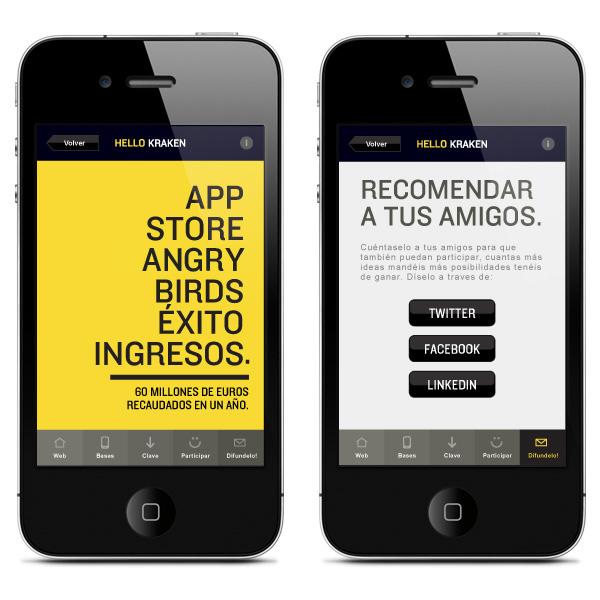 mobile UI ia ux digital