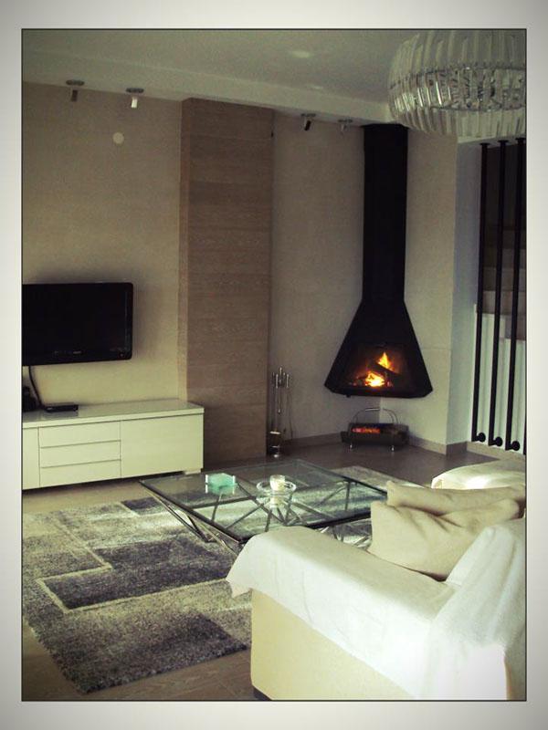 Home interior design.
