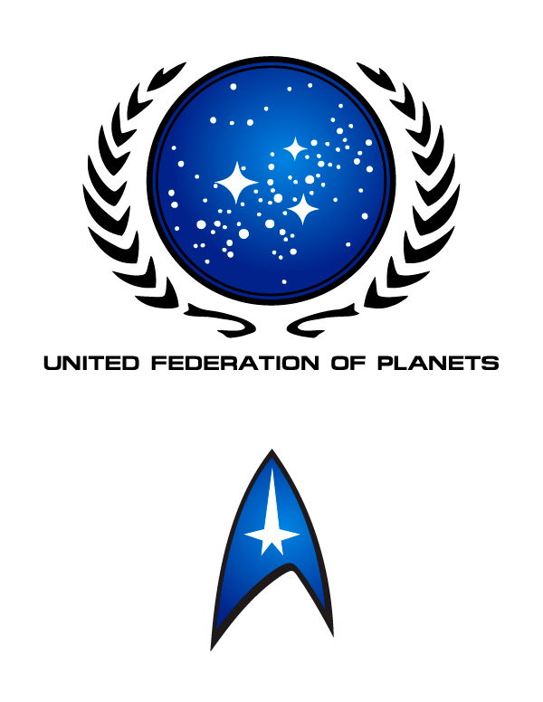 united federation of planets emblem - photo #17