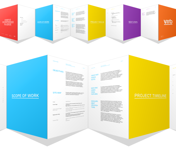 Corporate document templates