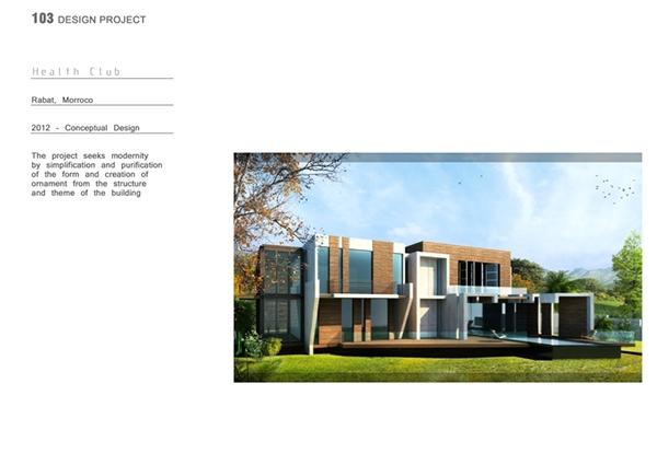 health club conceptual design on behance - Conceptual Design House