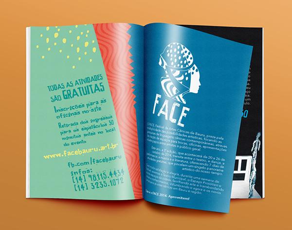 3º FACE -  Festival de Artes Cênicas de Bauru 2014