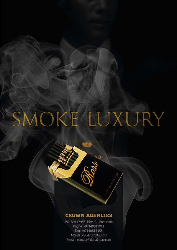 cigarettes luxury