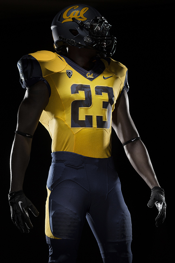 Nike Football - Cal Bears Uniform on Behance