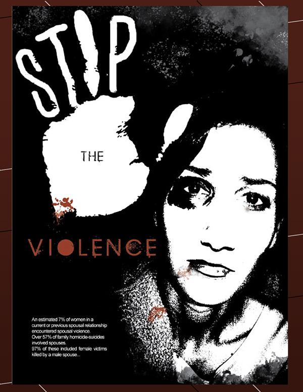 thesis on violence