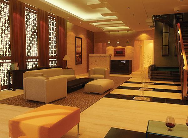 Office Interior Design Riyadh Saudi Arabia On Behance