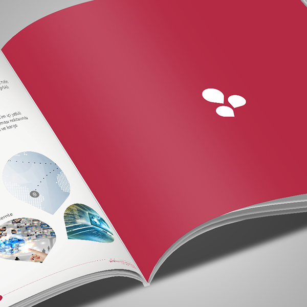 bussiness report catalog 2012 on behance
