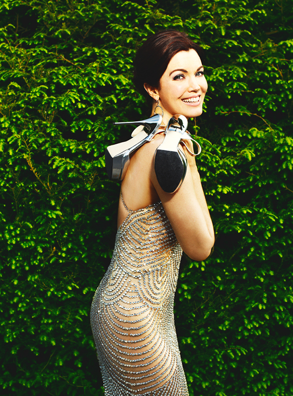 bellamy young on behance