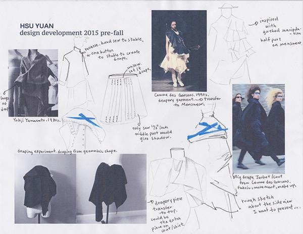 Fashion Portfolio Process Book On Scad Portfolios