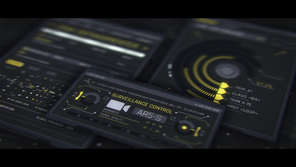 Interceptor HUD Pack