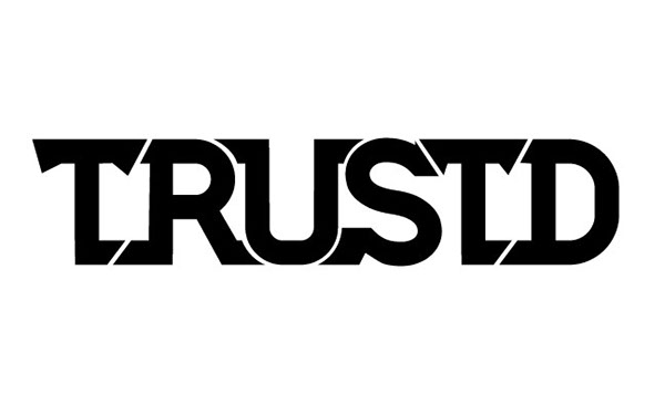 Trustd Clothing Co. Brand Logo on Student Show