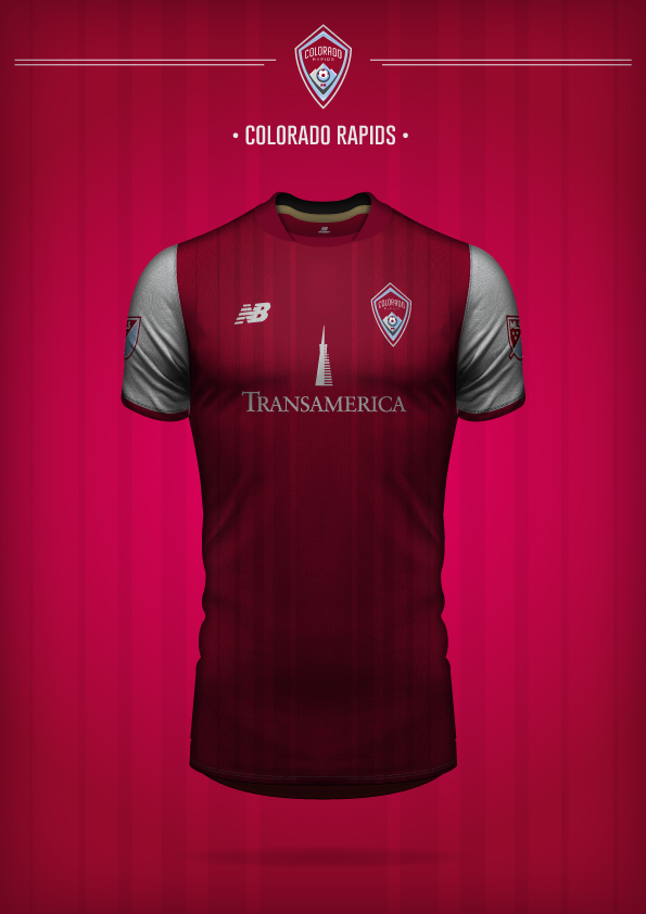 New Balance Colorado Rapids Concept Kit