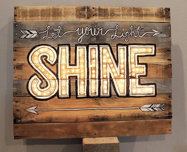 Let Your Light Shine, Nicholas Miner, Nick Miner