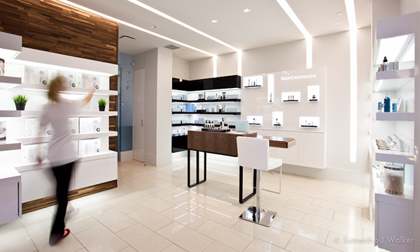 PROJECT SKIN MD Vancouver Commercial Design On Behance