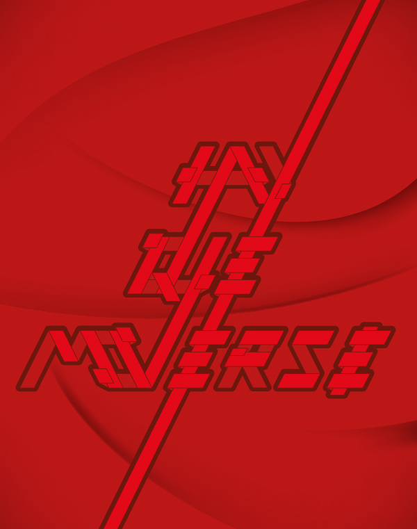 must move hay moverse must move typo design graphic digital art proyect personal Have