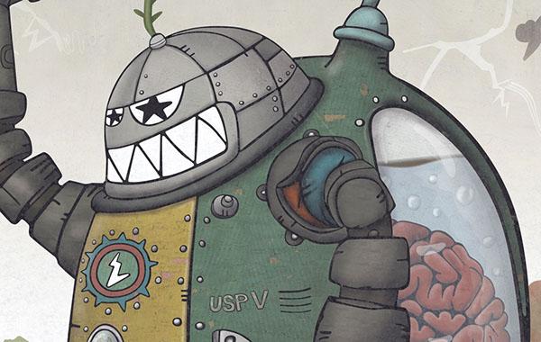 VIBPLID Robot