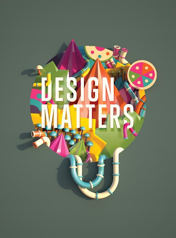 Design matters on digital art served for Decor matters