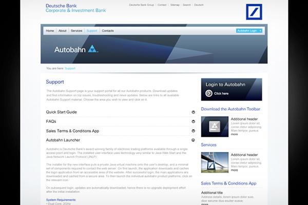 Web Application Design Ideas Autobahn Website Re Design 2011 Yui 3 3 0 2 130788996283680