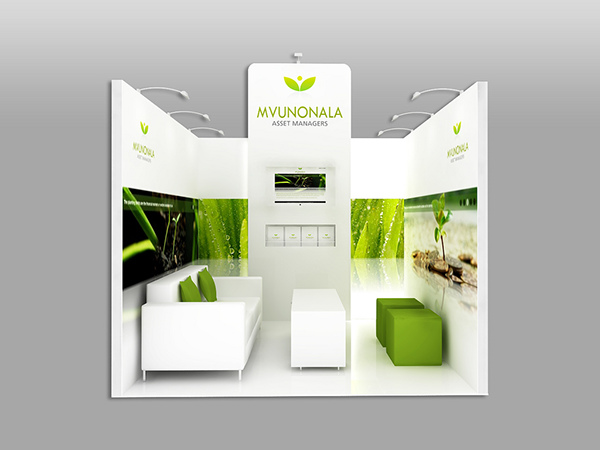 Sungard Exhibition Stand Years : Mvunonala asset managers at irf 2012 on behance