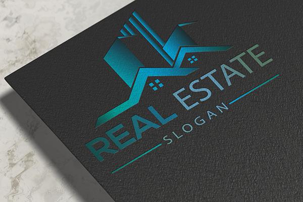 Logo/ Real Estate Logo/ Real Estate Logo mockup