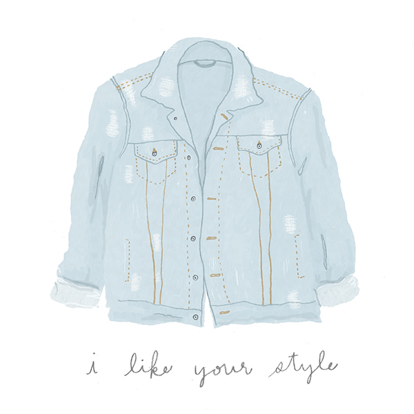 Denim Jackets Rule On Mica Portfolios
