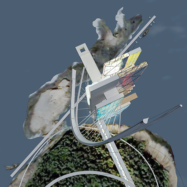 competition project city-tower attractions symbol Rio de Janeiro