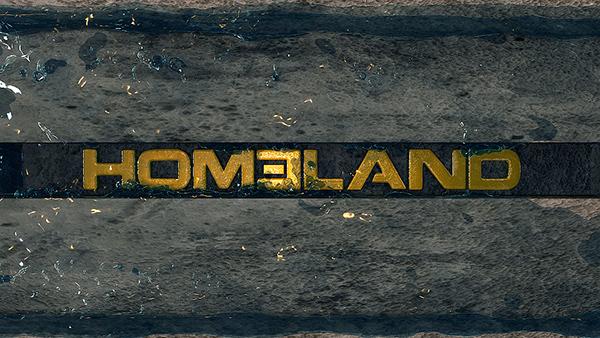 Tv 2 Homeland On Behance