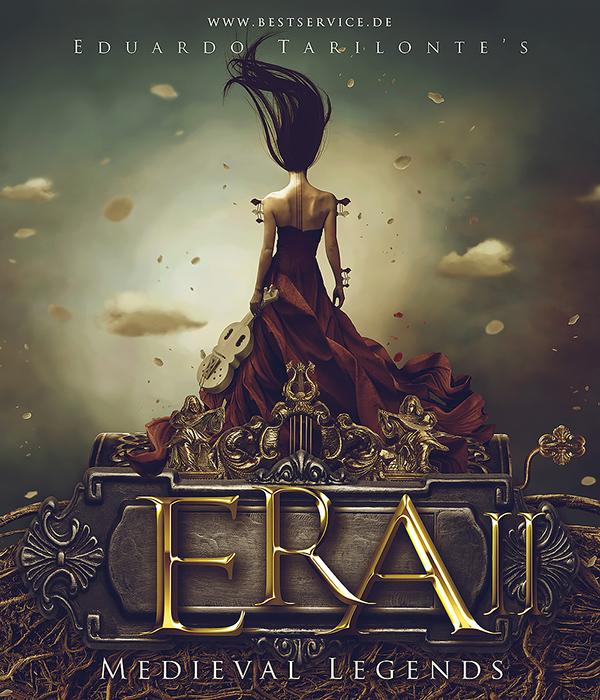 Era II: Cover by Carlos Quevedo