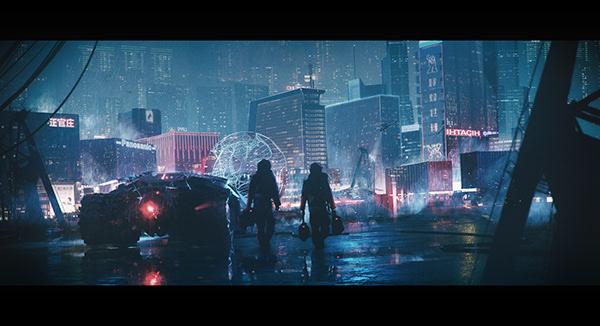 Arqui9 - Futuristic Cities