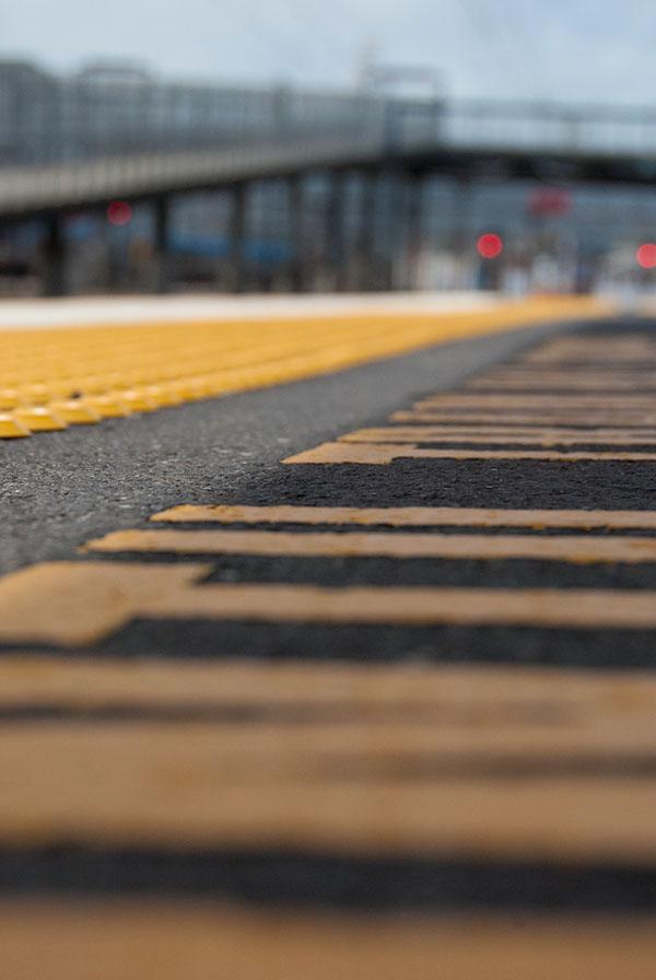 Access Ways train station Wellington STation