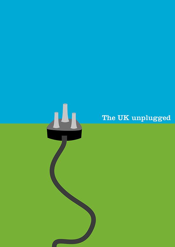 Centrica Energy power concept visual