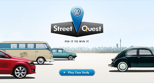 volkswagen branded content design digital