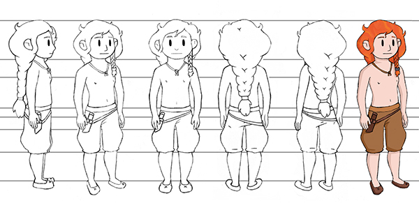 Character Design Vs Animation : Design for tv animation characters on risd portfolios