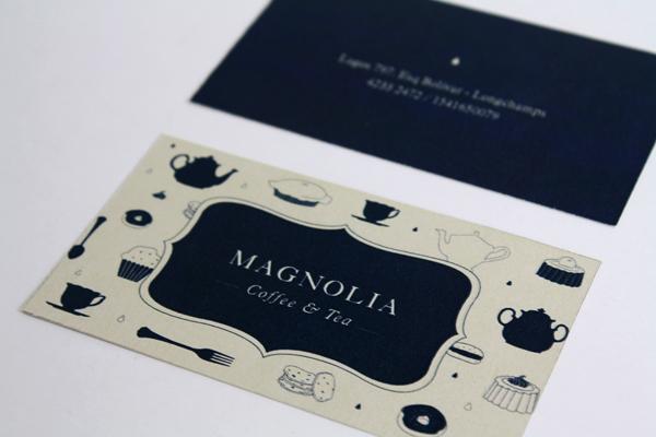 Magnolia by Clara Fernández