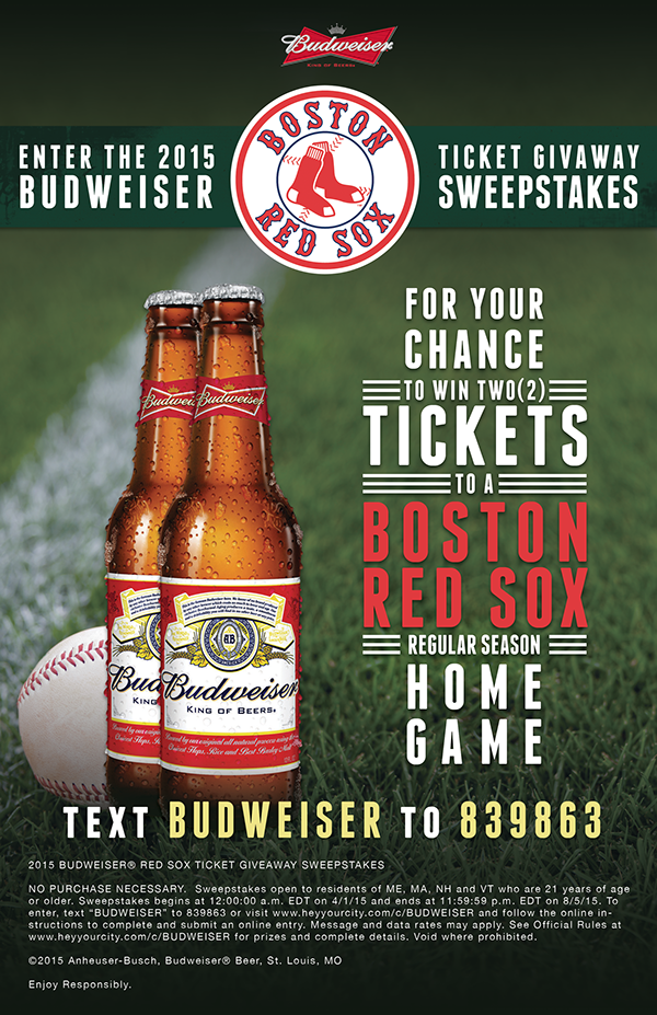 Anheuser Busch Point of Sale Posters on PhilaU Portfolios