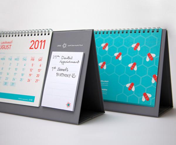 Calendar Design Concept : Lmra calendar on behance