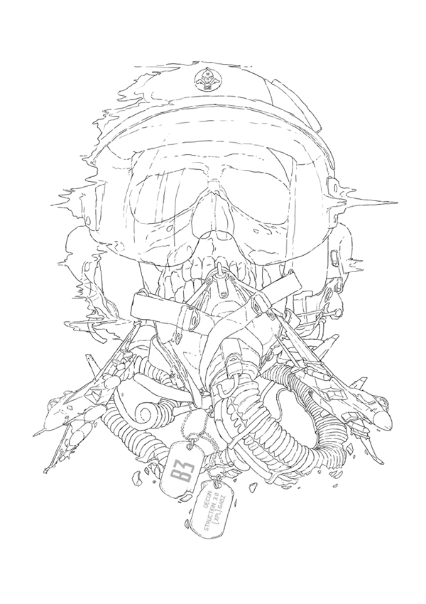 battlefield 4 coloring pages - photo#3