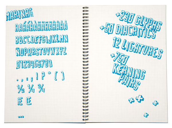tipografia font fuente avance creativo avance creativo miguel hernandez handmade type design type modern contemporany sans serif custom type typographic characters letters latin alphabet fonts handcraft