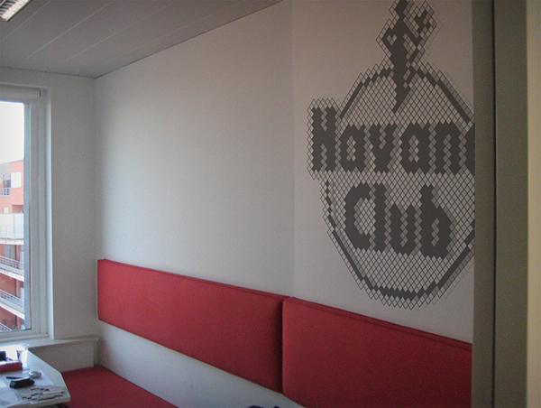 havana club fence