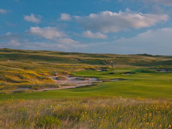 Golf Landscapes 2013 On Behance