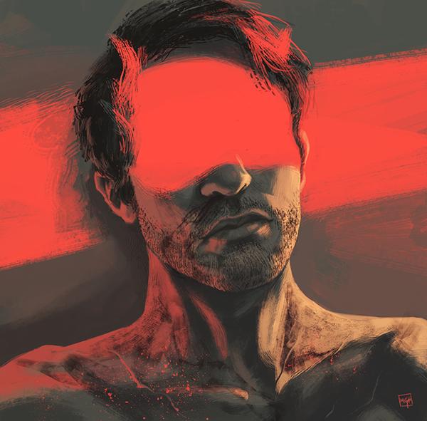 Daredevil by Felipe Magaña