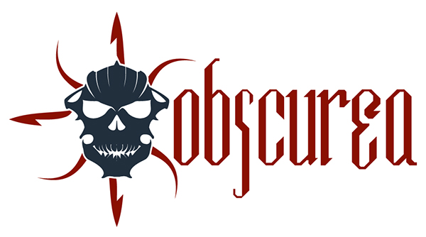 OBSCUREA logo avatar audio cd